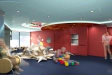 MSC Seashore terá novas experiências para crianças