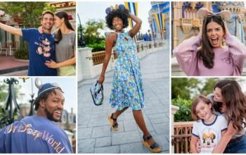Disney revela os produtos exclusivos da celebração dos 50 anos em Orlando; fotos
