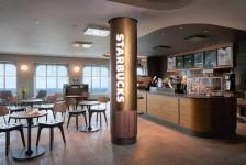 Norwegian terá lojas da Starbucks em destinos privados e nos seus 17 navios