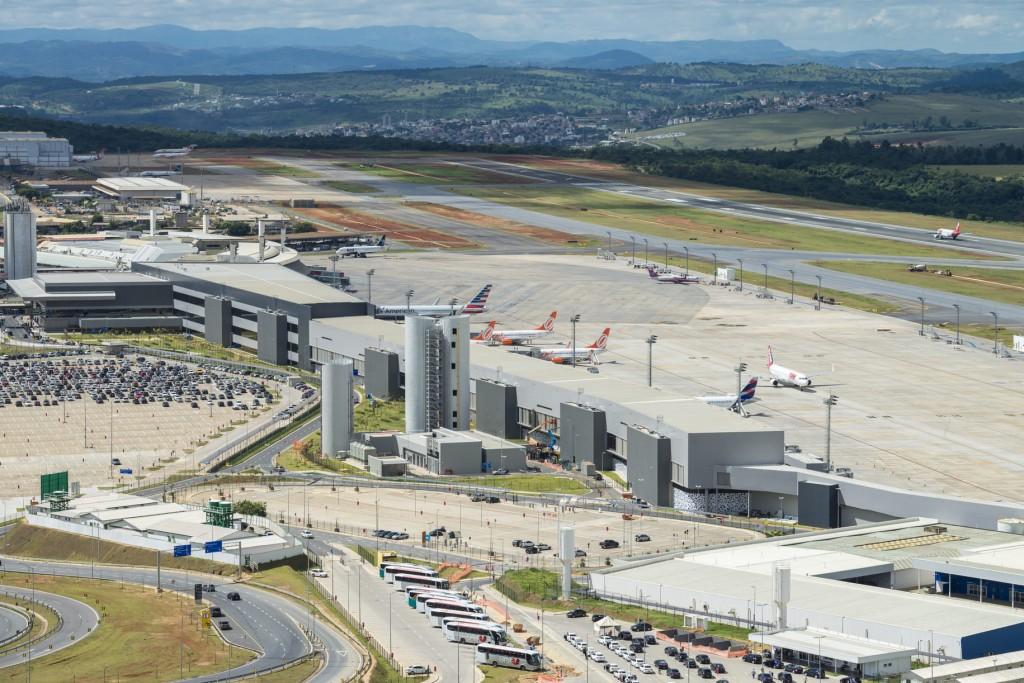 2 - Aeroporto Internacional de BH - Foto Aérea confins