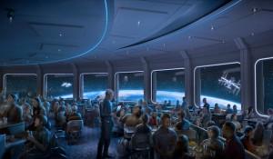 Disney inaugura 'restaurante espacial' no Epcot em setembro