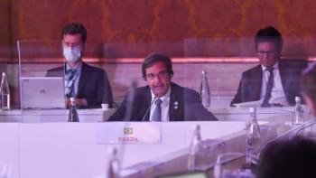 MTur destaca ações e metas em Conferência dos Ministros da Cultura dos Países do G20