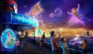 Disney colocará hóspedes dentro de suas histórias a bordo do Disney Wish; vídeo