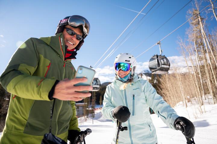 Garrett Brown ski aspen