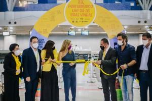 ITA inicia operações no Recife