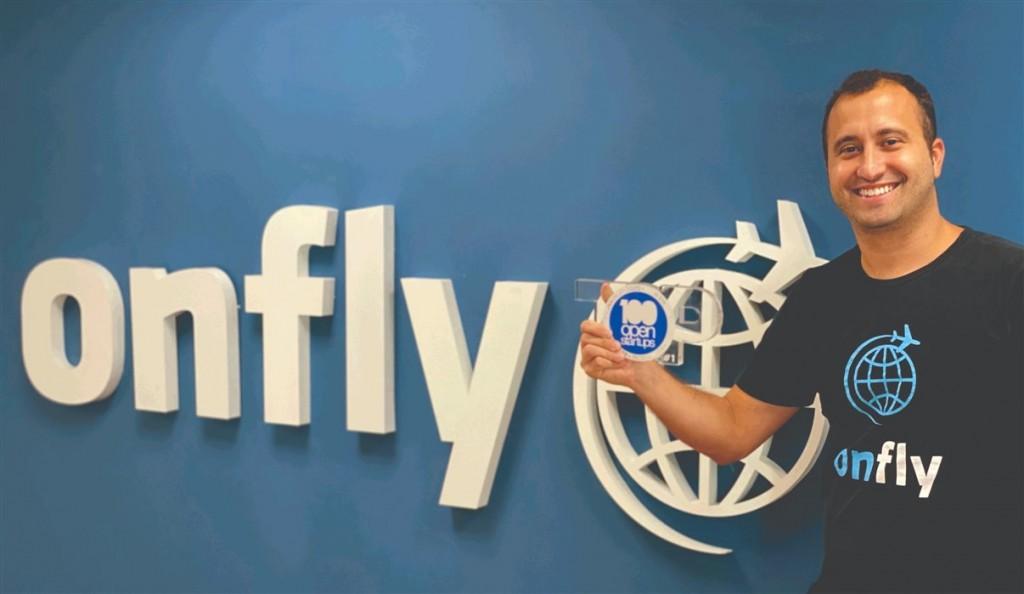 Marcelo Linhares, CEO dsa Onfly (Divulgação).