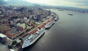 Rio espera 36 navios e mais de 107 mil passageiros na temporada 2021/22