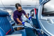 Delta vai manter programa de limpeza 'CareStandard' mesmo após pandemia