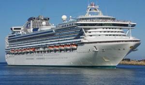 Princess Cruises cancela temporada pela América do Sul e World Cruise 2022
