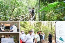 Ministro visita Mato Grosso do Sul e repassa verba do Fungetur