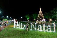 Brasil e Paraguai terão Natal de Águas e Luzes integrado pela Ponte da Amizade