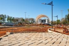Gramadão de Foz do Iguaçu deve ser reinaugurado em novembro