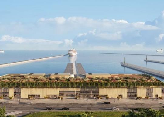Royal Caribbean construirá terminal exclusivo na Itália