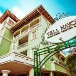 Fachada do Hotel Villa Mayor