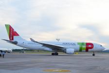 TAP aumenta frequências de voos para Confins