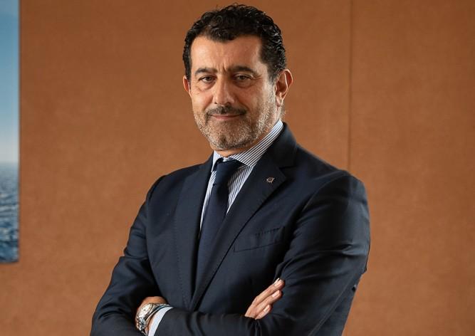 Gianni Onorato, CEO da MSC Cruzeiros