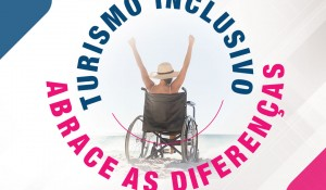 FBHA lança campanha 'Turismo Inclusivo: Abrace as diferenças'