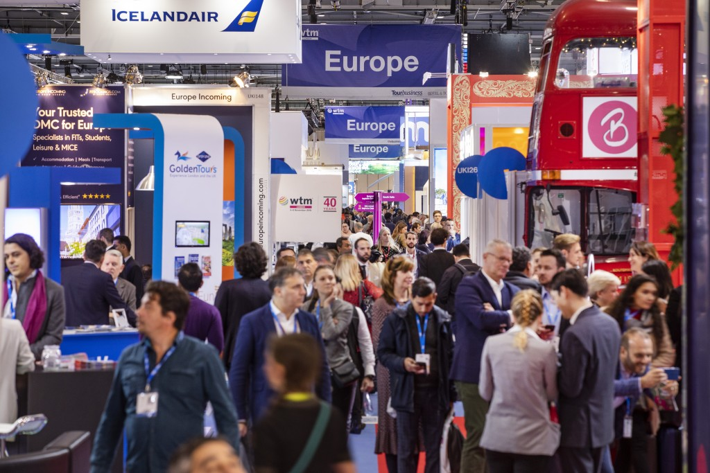World Travel Market London 2019, ExCeL London -