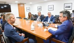 Latam apresenta planos de expansão ao ministro-chefe da Casa Civil