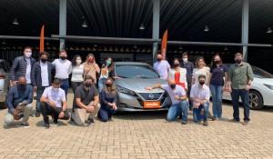 CVC e Movida promovem programa Carbon Free e locação de carros elétricos