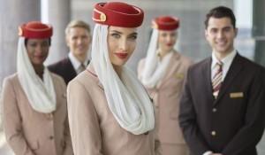 Emirates vai contratar 6 mil funcionários nos próximos seis meses