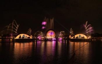 Disney divulga novos detalhes do novo show 'Harmonious'; vídeo