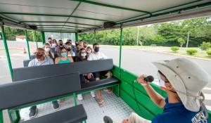 Itaipu Binacional tem o maior movimento turístico de 2021 em setembro