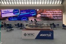 Agaxtur prevê R$ 10 milhões em vendas durante o 'Shopping de Viagens'