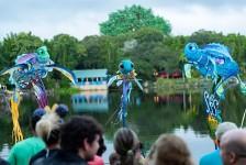 Disney compartilha magia dos 50 anos no Animal Kingdom; veja fotos