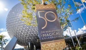 Disney compartilha magia dos 50 anos no Epcot; veja fotos