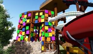 Tobomusik, nova atração do Beach Park, será inaugurada em dezembro