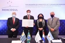 Ministros de Turismo do Mercosul aprovam divulgação conjunta dos países