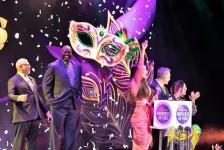 Novo navio da Carnival, Mardi Gras é batizado nos Estados Unidos