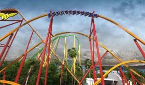 Six Flags Magic Mountain terá montanha-russa mais alta do planeta