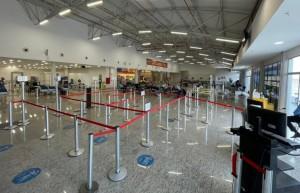 Aeroporto de Uberlândia tem capacidade duplicada após obras de reforma
