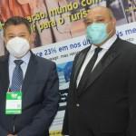 Felipe Gonzalez, do Cassinotur, e Vilson dos Santos, do Rafain