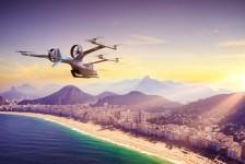 Embraer iniciará simulação de voos com aeronaves elétricas no Rio de Janeiro