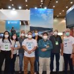 Equipe de Alagoas na Abav Expo