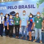 Equipe do Grupo Guanabara na Abav Expo