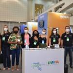 Equipe do Paraná na Abav Expo