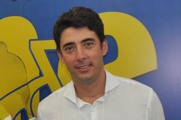 Fabricio Amaral, presidente da Goiás Turismo