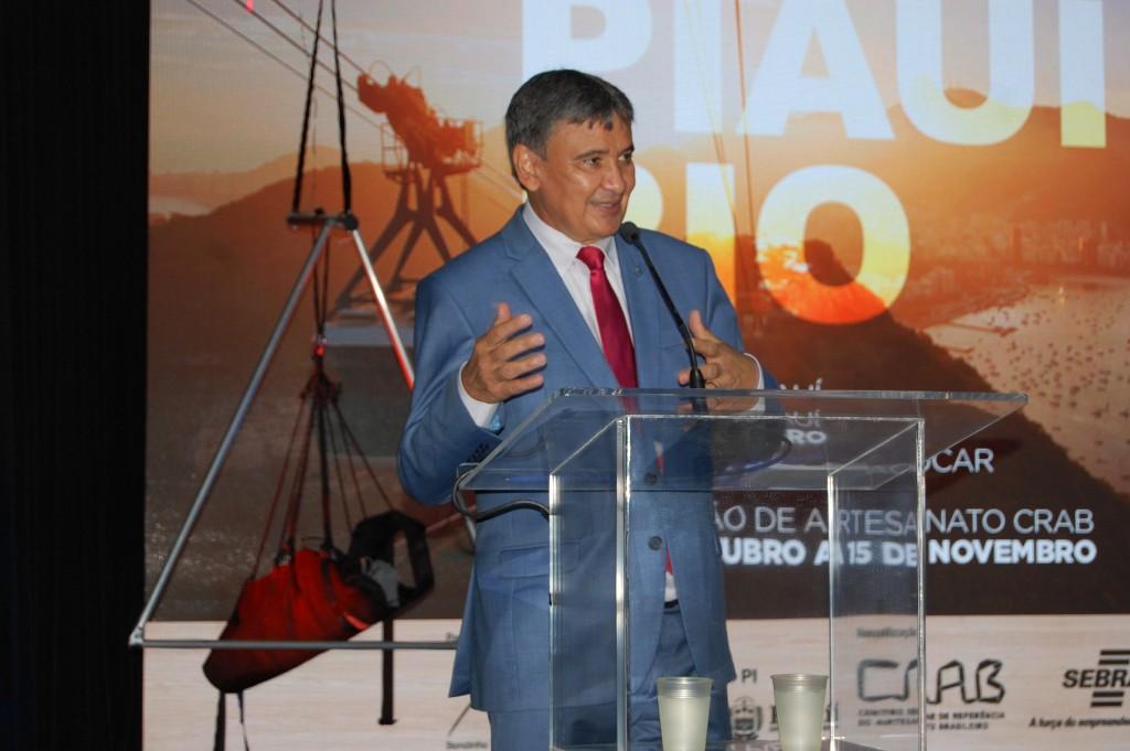 Governador Wellington Dias, do Piauí