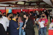 Aviesp recebe mais de 3,9 mil visitantes; continuidade da feira será avaliada