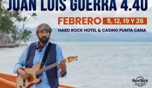 Hard Rock Hotel & Cassino Punta Cana anuncia show especial em fevereiro