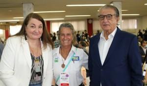Veja fotos da cerimônia de abertura da 43ª Aviesp Expo