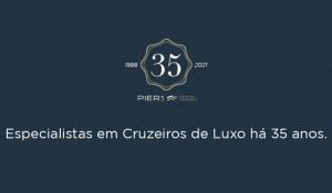 Pier 1 celebra 35 anos com R$ 25 mil em prêmios para os agentes