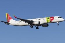Embraer renova contrato para programa de suporte com a TAP Express
