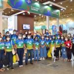 Trade do Amapá marcou presença na feira com cerca de 50 representantes