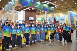 Veja fotos do último dia de Abav Expo 2021