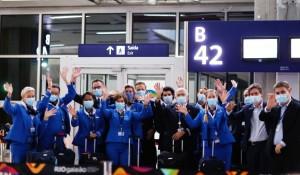 KLM e RIOgaleão celebram os 75 anos de operações no Brasil; veja fotos